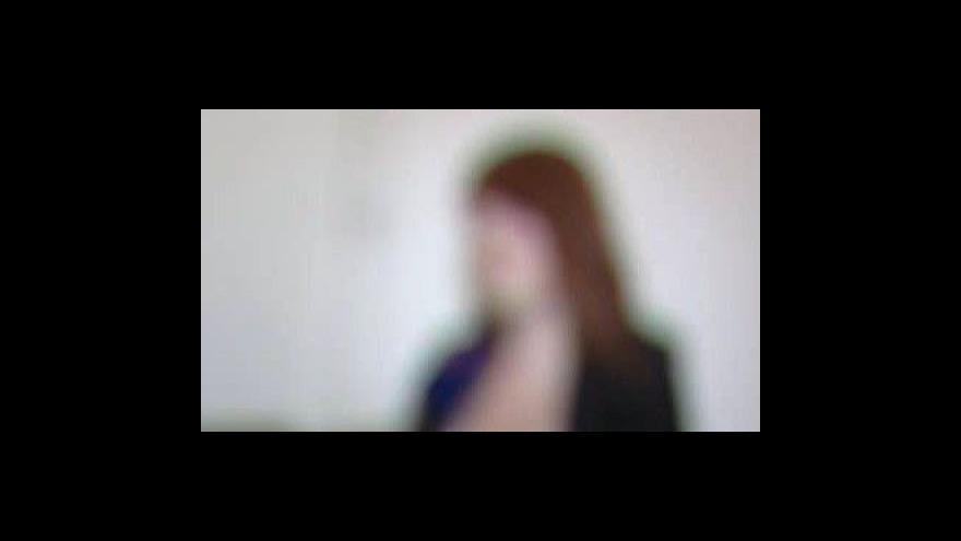Video Výpověď dívky, kterou se pokusil Lukáš Dostál znásilnit a zranil ji nožem