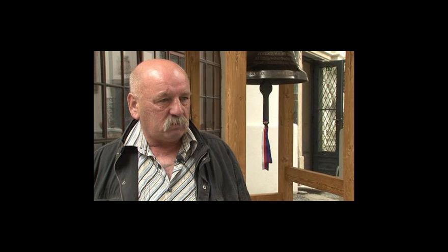 Video Libor Veselský popisuje svůj útěk přes hranice