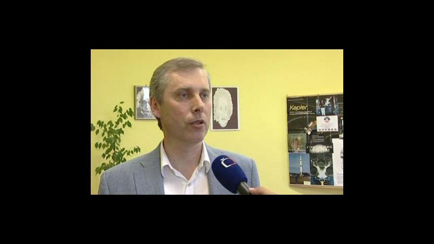 Video Ředitel vyškovského gymnázia Václav Klement o možných změnách