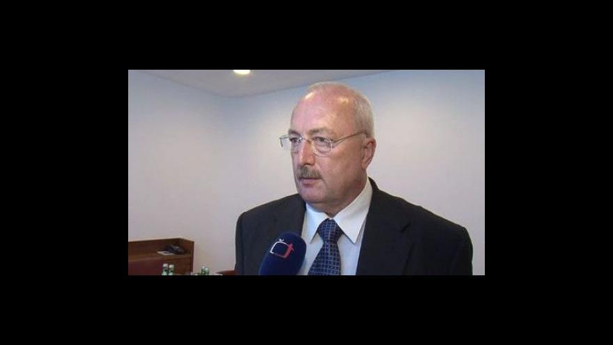 Video Radní Jihomoravského kraje pro zdravotnictví Oldřich Ryšavý (ČSSD) o spolupráci českých a rakouských zdravotníků