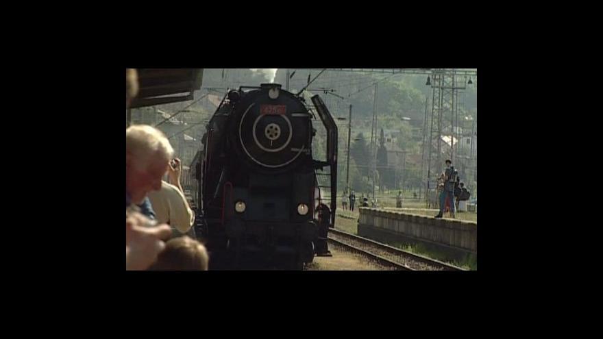 Video Po bývalé železnici vede cyklostezka, milovníci železnic si ji připomínají na nádraží v Kuřimi