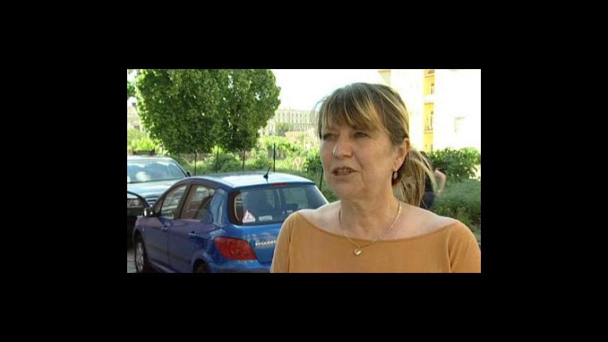 Video Tajemnice Ovocnářské unie Moravy a Slezska Jiřina Homolová o ohrožené úrodě ovoce