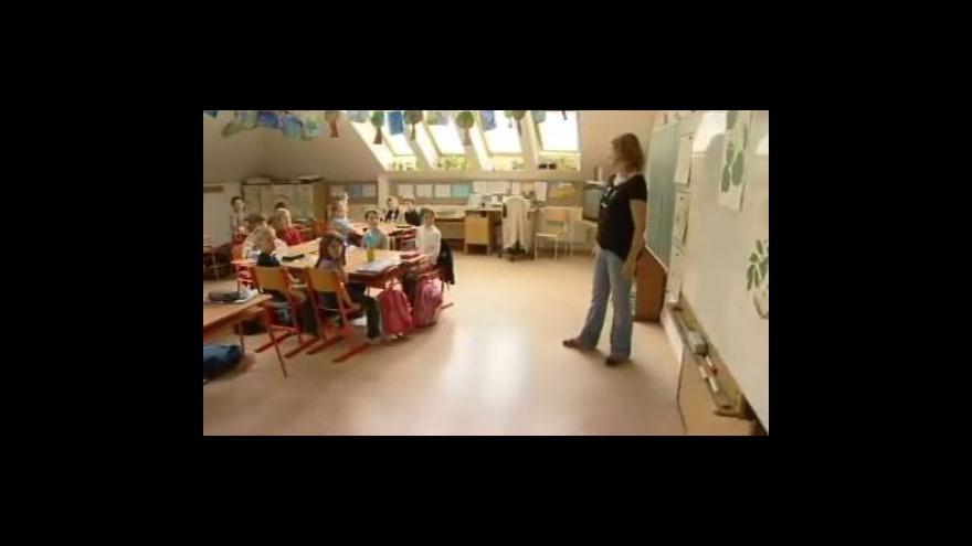 Video Základní škola v Lelekovicích musí přistavit jednu třídu