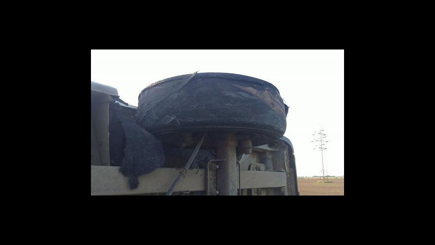 Video NO COMMENT: nehoda dodávky má tragické následky