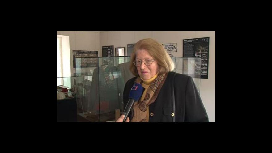 Video Valeriana Kallabová popisuje své vzpomínky na Müllerův dům