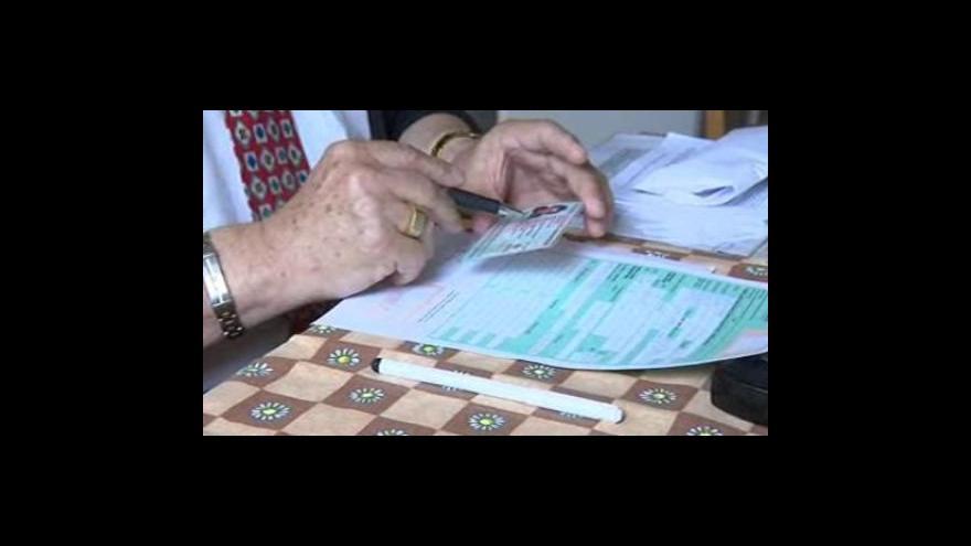 Video Výměna občanek majitelů půldomků ve Zlíně