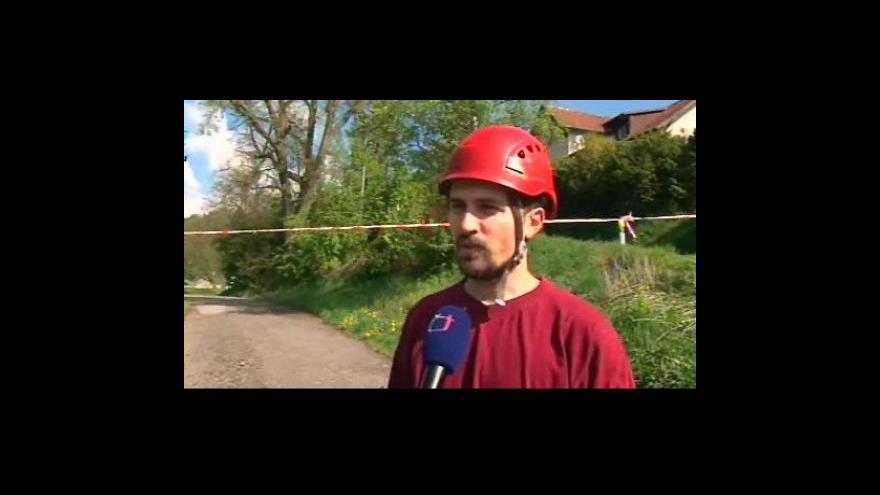 Video Arborista Martin Vlado o omlazování letovické lípy