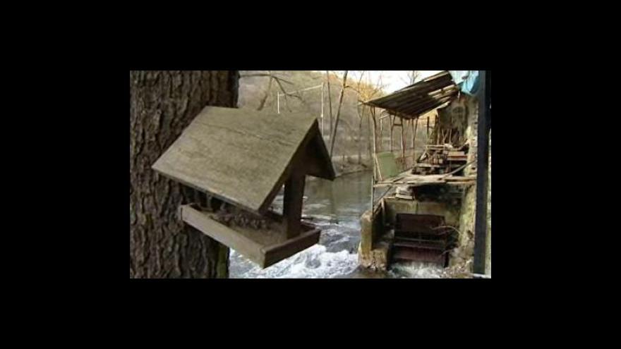 Video Daniel Hlobil chce starý hamr opět uvést do provozu