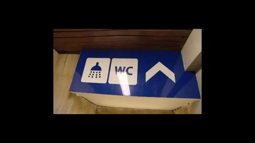 Video Kde všude jsou v Brně veřejné toalety?