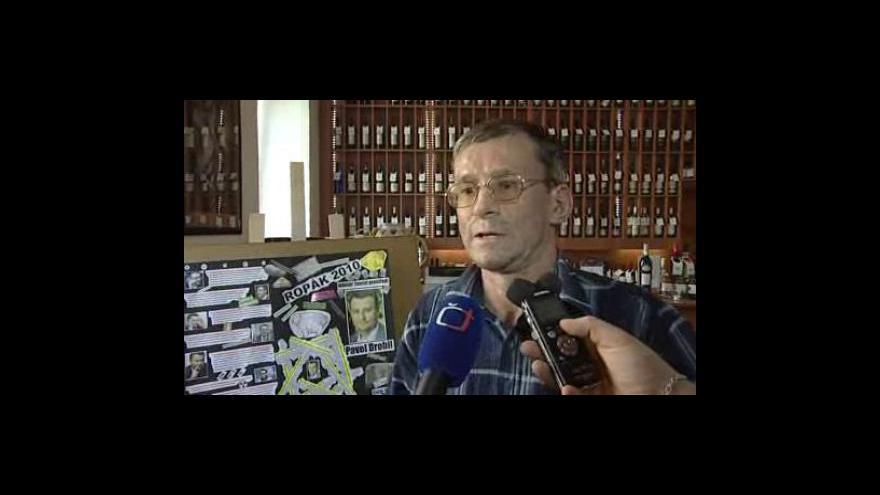 Video Zakladatel sdružení Děti Země Miroslav Patrik o exministrovi životního prostředí Drobilovi