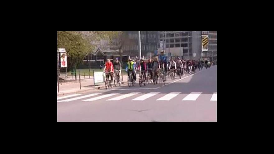 Video NO COMMENT: 24. brněnská cyklojízda