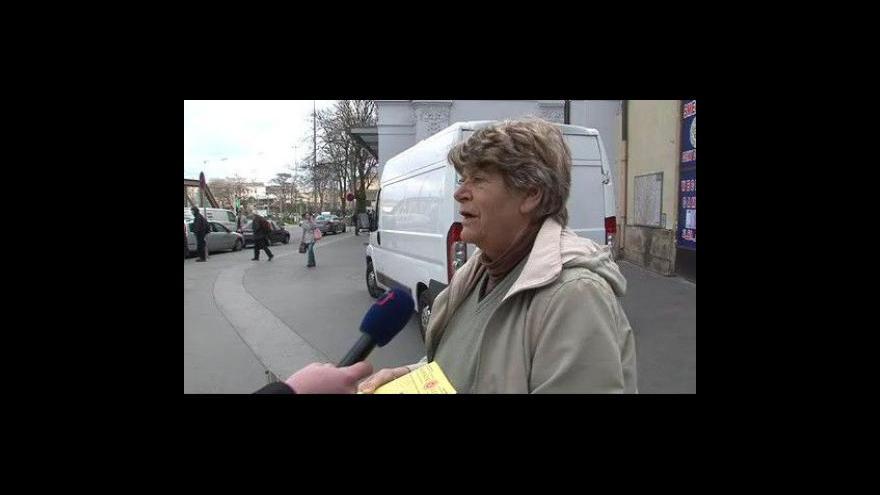 Video Anketa mezi lidmi, kteří podepsali petici. Proč chtějí nádraží v centru?