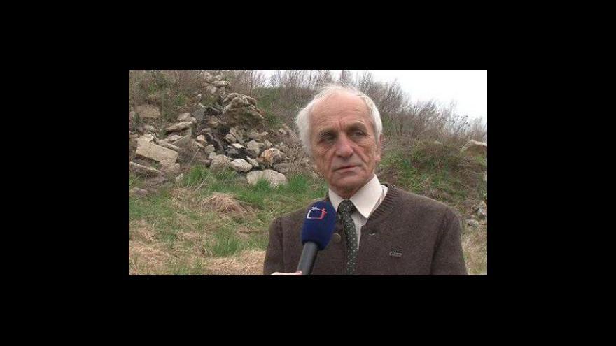Video Starosta Pustiměře Miloš Nevřala (ČSSD) o likvidaci skládky