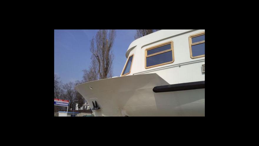 Video NO COMMENT: Parníky dorazily do Brna