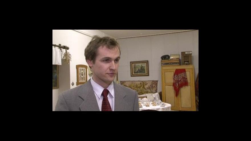 Video Starosta Terezína Antonín Hanák (nez.) o finančním stavu obce