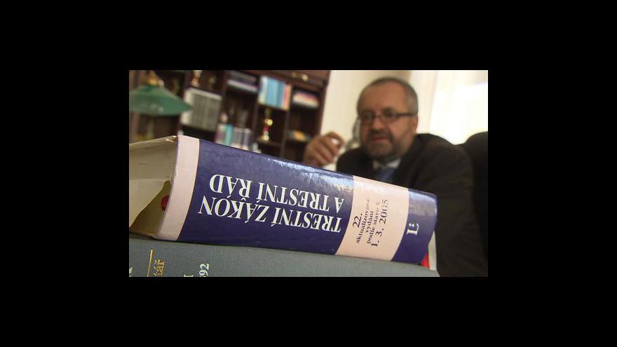 Video Reportáž Barbory Jelínkové a Jana Šenkýře