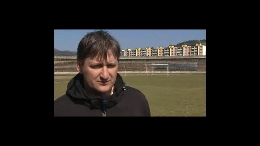 Video Předseda fotbalového oddílu Marian Zbranek o krádeži