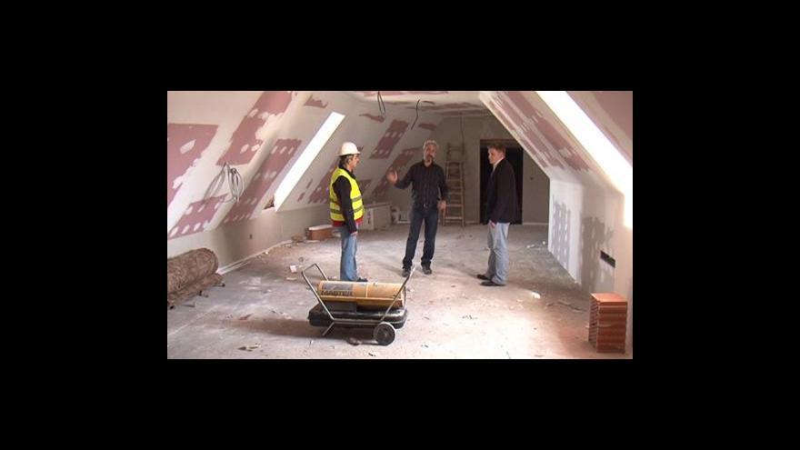 Video Ředitel Zooparku Josef Kachlík o expozici Hanáckého statku