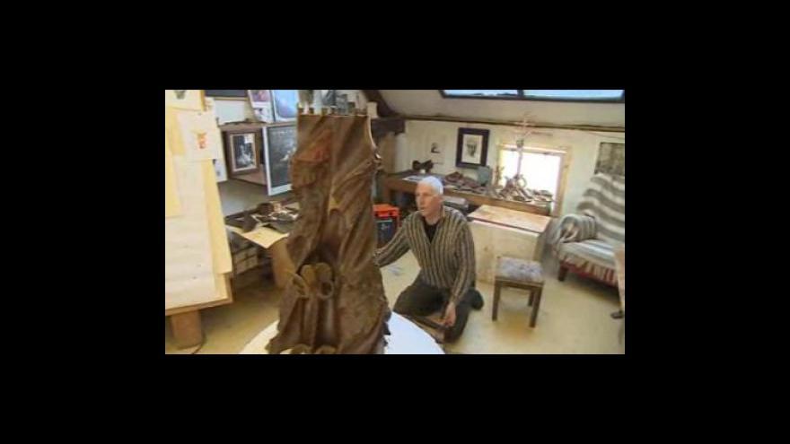 Video Arcibiskup Róbert Bezák o moderní výzdobě katedrály
