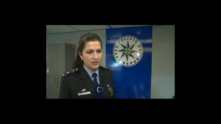 Video Mluvčí policie Jana Bartíková a státní zástupce Roman Kafka o případu