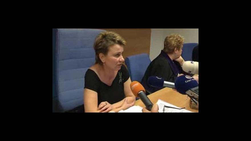 Video Iveta Šperlichová, předsedkyně senátu, zdůvodňuje výši trestů pro odsouzené ženy