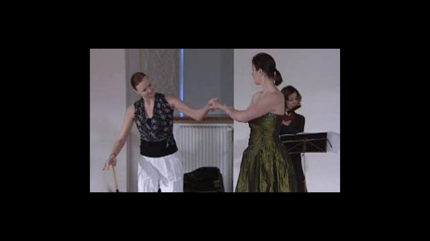 Video NO COMMENT: zkouška večerního koncertu francouzské barokní hudby