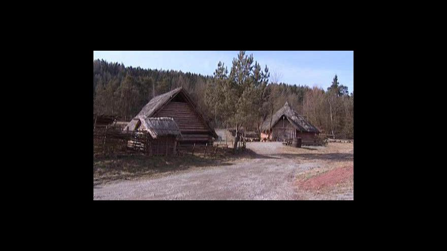 Video NO COMMENT: Skanzen Isarno