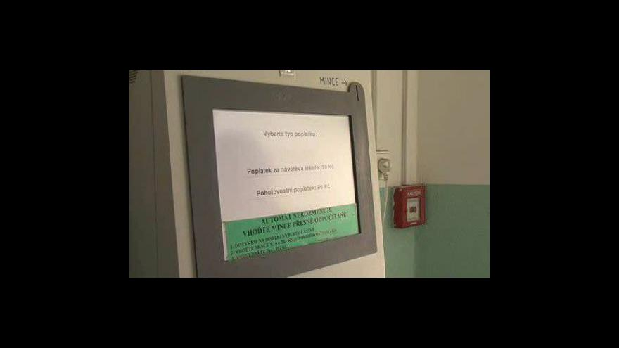 Video Rozhovor s mluvčí nemocnice Šárkou Urbánkovou