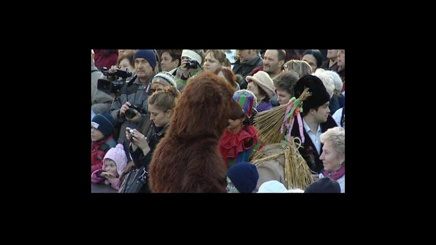 Video NO COMMENT: Fašanková veselice v Brně