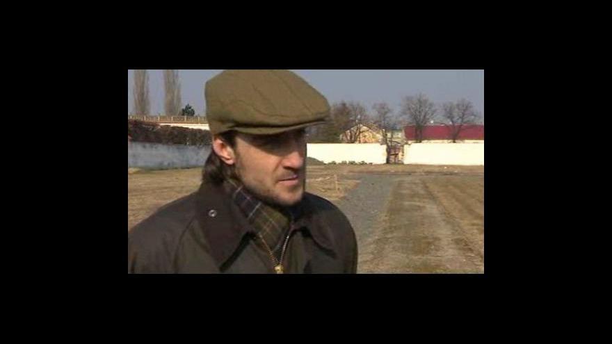 Video Koordinátor projektu obnovy Květné zahrady Ondřej Zatloukal