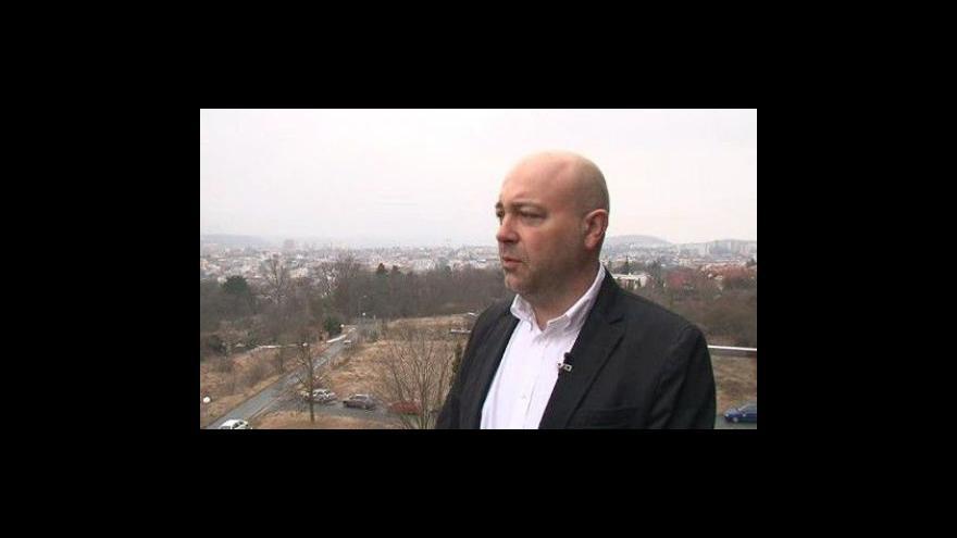 Video Zástupce investora Vladimír Pacek a památkář Roman Čerbák o areálu Vlněny