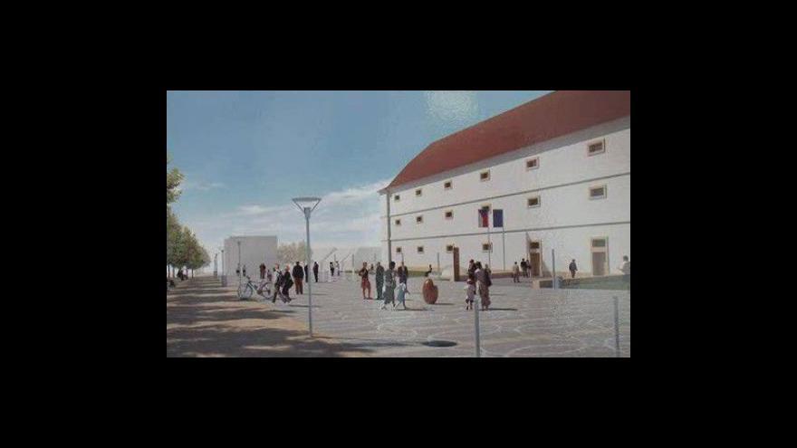 Video NO COMMENT: Sýpka se změní na kongresové centrum