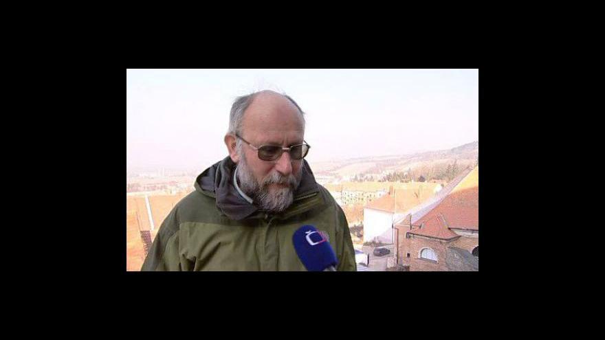 Video Ornitolog Petr Macháček