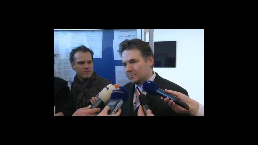 Video Vyjádření obžalovaného správce městské zeleně Iva Divokého