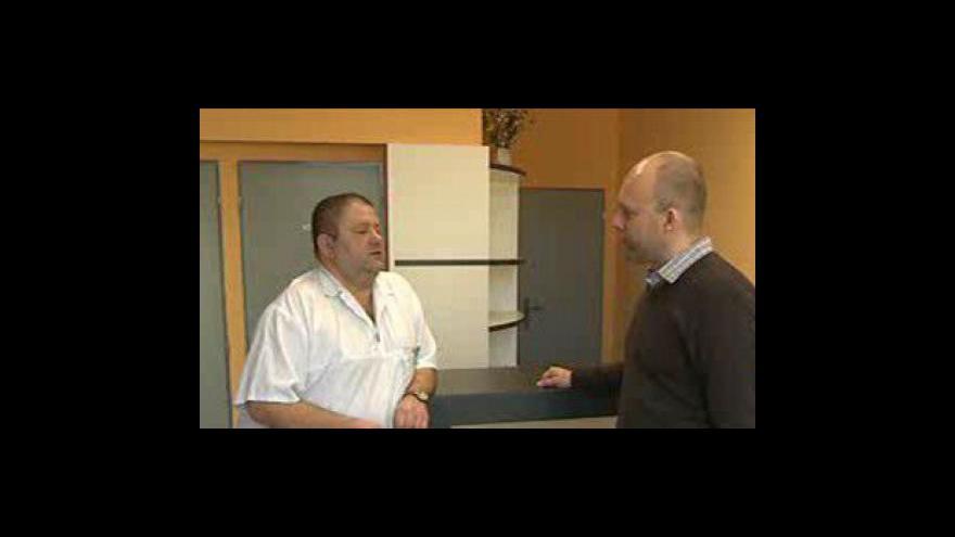 Video Šéf odborů v nemocnici Uherské Hradiště k dopisu, jenž mu znemožňuje vstup do práce