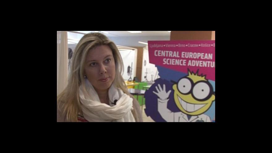 Video Koordinátorka projektu Klára Havlíčková