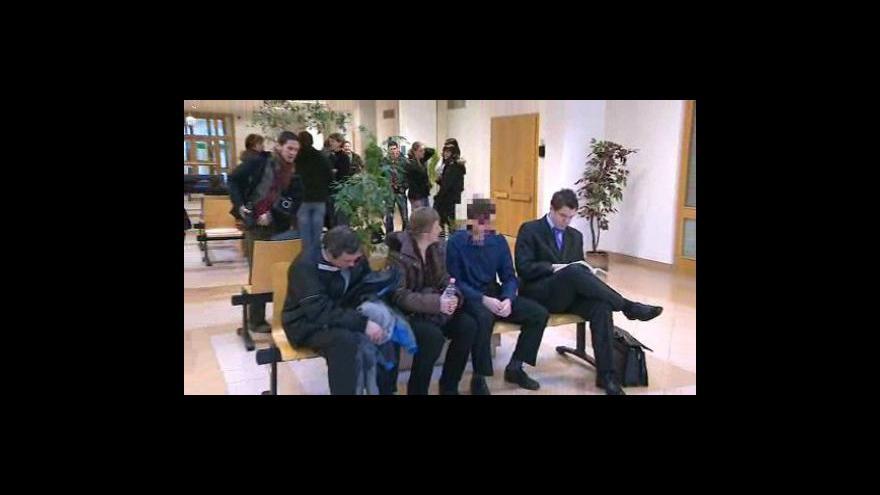 Video Mluvčí policie Jana Bartíková