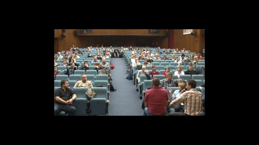 Video Jihomoravští lékaři se dnes sešli, aby se shodli, že neustoupí