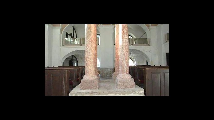 Video Dana Massowová z Regionálního muzea Mikulov o historii synagogy
