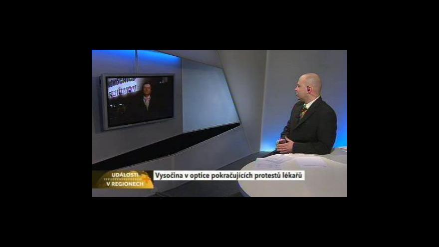 Video Rozhovor Michala Fily s hejtmanem Vysočiny Jiřím Běhounkem (ČSSD)