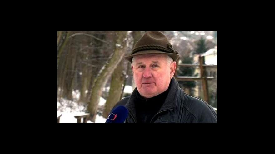 Video František Procházka z Občanského sdružení Wilsonův les o obnově lesoparku