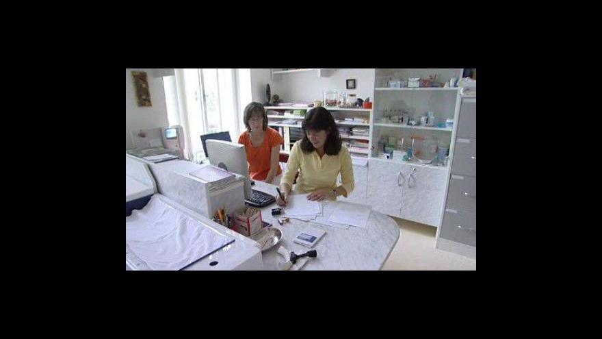 Video Dětská lékařka Zdenka Adamová