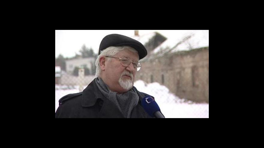 Video Místostarosta Slavkova u Brna Jiří Doležel (ODS) o chátrajícím statku