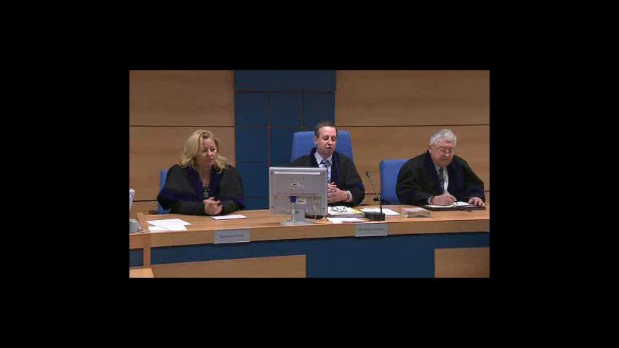 Video Soudce Radomír Koudela zdůvodňuje výši trestu