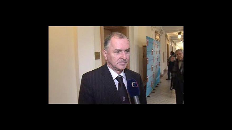 Video Stanislav Juránek odmítá rozhodnutí hejtmana komentovat