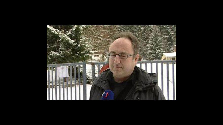 Video Zdeněk Bubeník, místostarosta Hodonína u Kunštátu k památníku holocaustu