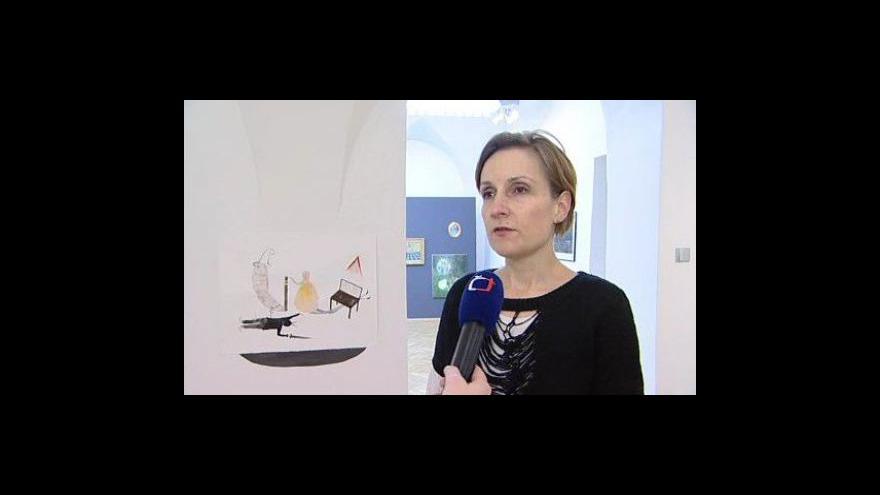 Video Kurátorka Galerie BKC Marika Kupková o výstavě