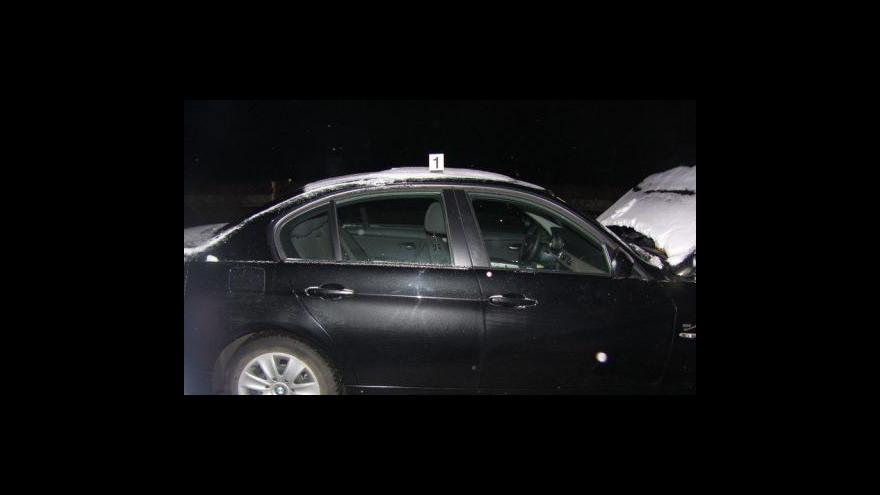 Video NO COMMENT: Ukradený automobil