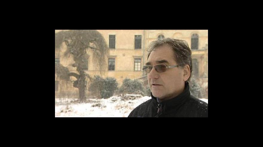 Video Starosta Hrušovan nad Jevišovkou Miroslav Miloš o prodeji zámku