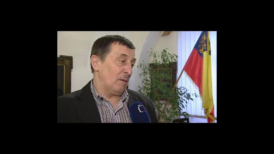 Video Místostarosta Znojma Pavel Balík (KDU-ČSL) o připravené studii